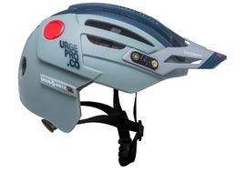 Urge Endur-o-matic 2 RH Helmet Grey 2020