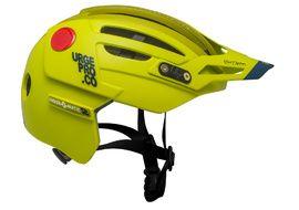 Urge Endur-o-matic 2 RH Helmet Lime 2020