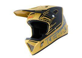 Kenny Decade Helmet DZR Black and Gold 2020