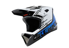 Kenny Decade Helmet Black and Blue 2020
