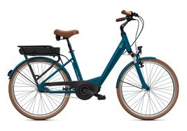 O2feel Valdo N3 E- Bike Blue - E5000 2020