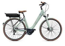 O2feel Swan D8- Bike Green - E5000 400Wh 2020