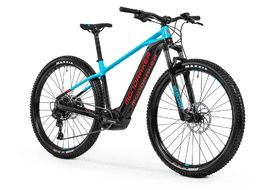 Mondraker E-MTB Prime + 27.5'' Blue and Red 2020