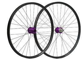 """Hope Fortus 26 Wheelset Purple 26"""" 2019"""