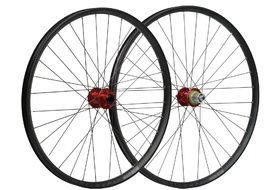 "Hope Fortus 26 Wheelset Red 26"" 2020"