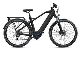 O2feel Iswan Explorer Man- Bike Black - E6100 432Wh 2020