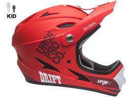 Urge Drift Youth Helmet Red 2020