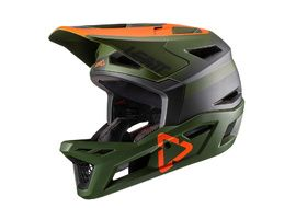Leatt DBX 4.0 V20.1 Helmet Forest 2020
