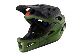 Leatt DBX 3.0 Enduro Helmet Green Forest 2020