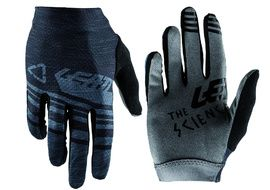 Leatt DBX 1.0 GripR Black Gloves 2020