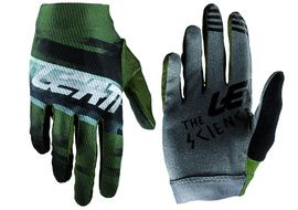 Leatt DBX 1.0 GripR Green Forest Gloves 2020