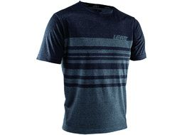 Leatt DBX 1.0 Jersey Short Sleeves Black 2020