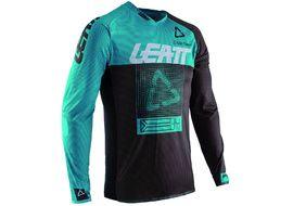 Leatt DBX 4.0 Jerseys Long Sleeves Blue ink 2020