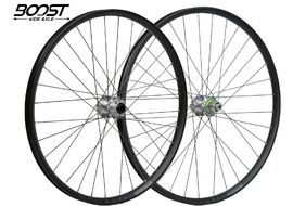 "Hope Fortus 26 Silver 29"" Boost Wheelset 2020"