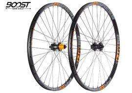 "Progress MT+ Nitro 29"" Boost Orange Wheelset 2020"
