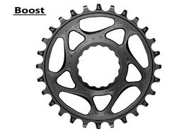 Absolute Black Narrow Wide Direct Mount Race face Chainring Boost - Black 2020