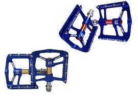 Ice Holeshot Pedals Blue