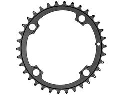 Absolute Black Premium Road Oval FSA 110/4/5 Chainring (ABS K-Force, SLK) - Black 2020