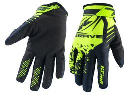 Kenny Brave Gloves Neon Yellow 2020