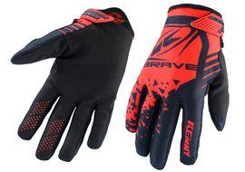 Kenny Brave Gloves Red 2020