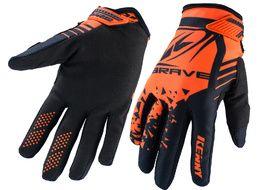 Kenny Brave Gloves Orange 2020