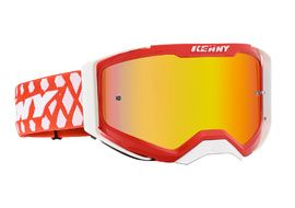 Kenny Performance Goggle Level 2 Red 2020