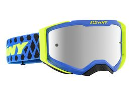 Kenny Performance Goggle Level 2 Blue Neon Yellow 2020