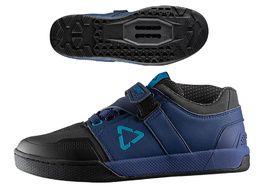 Leatt DBX 4.0 Navy Blue Shoes 2020