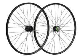 "Hope Fortus 23 Black 27.5"" Wheelset 2020"