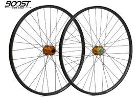 "Hope Fortus 23 Orange 29"" Boost Wheelset 2020"
