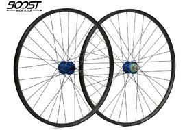 "Hope Fortus 23 Blue 29"" Boost Wheelset 2020"
