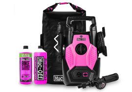 Muc-Off Pressure Washer Bundle with accessories 2021