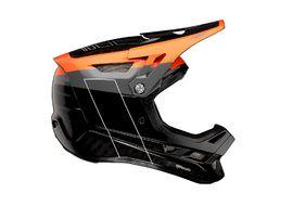 100% Aircraft Carbon Helmet Darkblast 2020