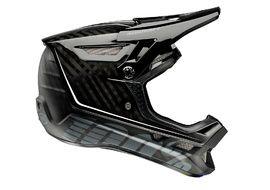 100% Aircraft Carbon Helmet Raw 2020