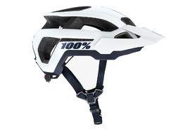 100% Altec Helmet White 2020