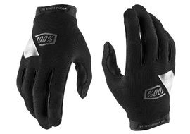 100% Ridecamp Gloves Black 2020
