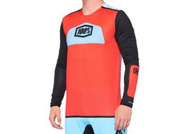 100% R-Core X Jersey Red/Black 2020