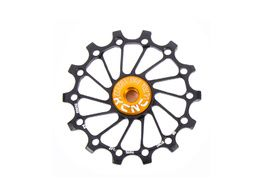 KCNC KCP06 12 speed Jockey Wheel Black