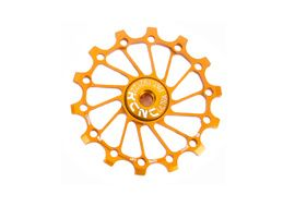 KCNC KCP06 12 speed Jockey Wheel Gold