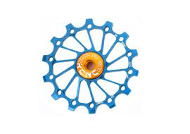 KCNC KCP06 12 speed Jockey Wheel Blue