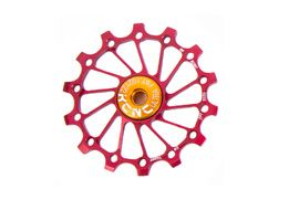 KCNC KCP06 12 speed Jockey Wheel Red