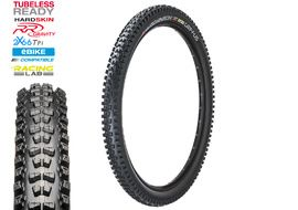 "Hutchinson Griffus Racing Lab EBike Tubeless Ready 2x66 TPI tire 27.5"" Black 2020"