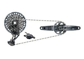 Sram GX Eagle 520% (10-52 T) 1x12 speed groupset with crankset DUB Boost 32T 2021
