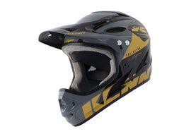 Kenny Down hill Helmet Graphic Black Gold - Size XXS 2021