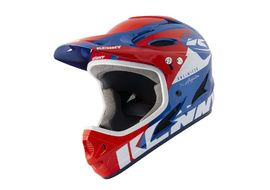 Kenny Down hill Helmet Graphic Red Blue – Size M 2021