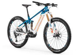 Mondraker Crafty Carbon RR 29 Blue/White/Orange- Size M 2020