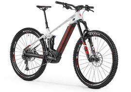 Mondraker Crafty Carbon R 29 Black/White/Red 2021