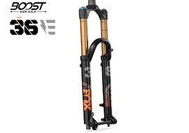 "Fox Racing Shox 36 Float E-Bike 29"" Factory Grip 2 Black Boost 2021"