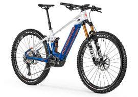 "Mondraker Crafty Carbon RR 29"" White/Orange/Blue 2021"
