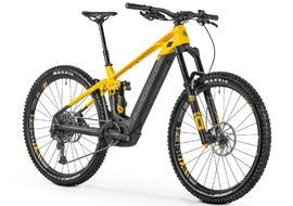 "Mondraker Crafty Carbon XR 29"" Black/Yellow 2021"